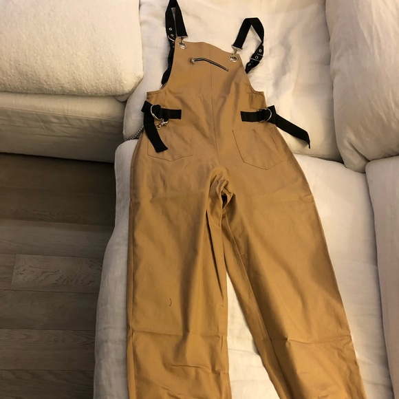 cf6b64c1574e GIA Other - I.AM.GIA Cobain Tan Overalls
